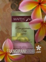Maithong mangosteen soap
