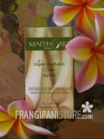 Maithong lemongrass soap