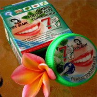 YIM SIAM HERBAL TOOTHPASTE Concentrate