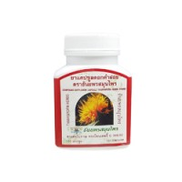 THANYAPORN HERBS BRAND COMPOUND SAFFLOWER CAPSULE-Сафлора